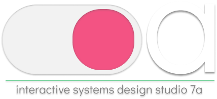 Εργασίες Φοιτητών – Στούντιο 7α: Σχεδίαση Διαδραστικών Συστημάτων (2018-2019)