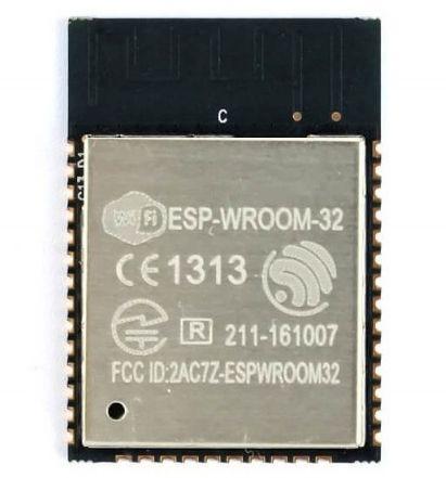 Find ESP32 chip revision